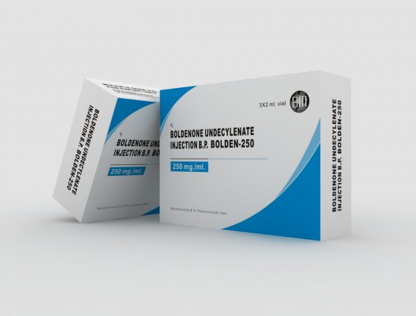 Bolden-250 B.M. Pharmaceuticals