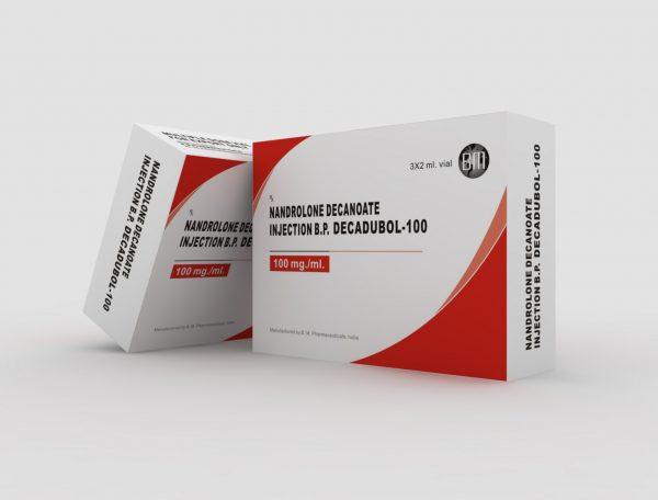 Decadubol-100 B.M. Pharmaceuticals