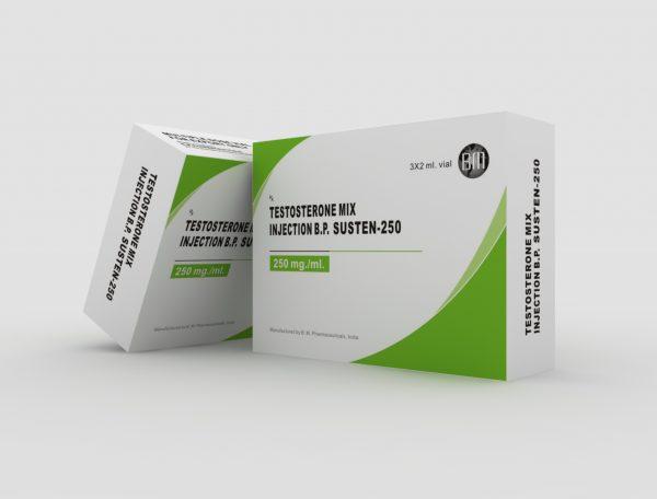 Susten-250 B.M. Pharmaceuticals