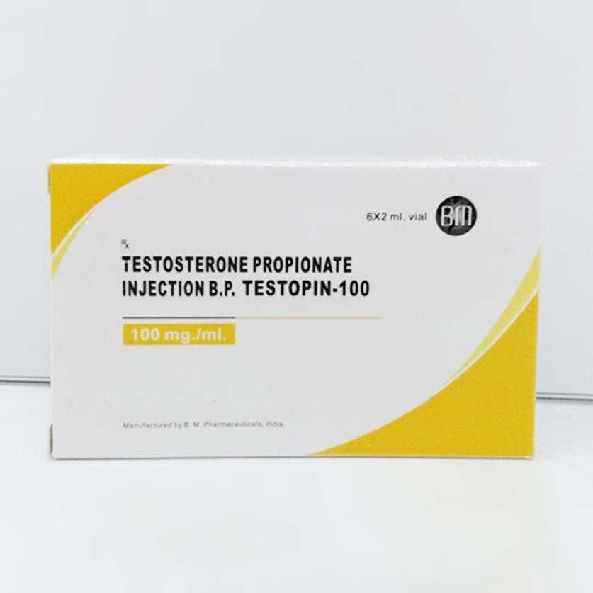 Testopin-100 B.M. Pharmaceuticals